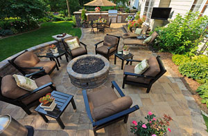 Patio Ideas Newport