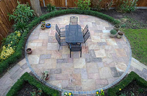 Patio Design Ideas Livingston