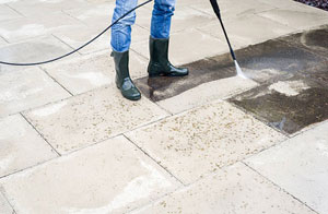 Patio Jet Washing Alsager